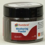 Humbrol AV0011 Black Weathering Powder